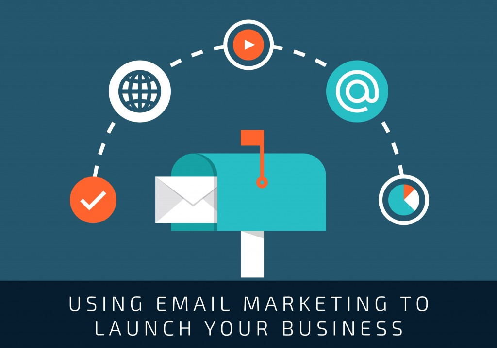 Using Email Marketing to Launch Your Business